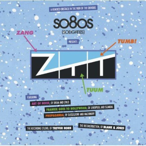 So8os Pres. Ztt (Mixed & Reconstructed By Blank & Jones)