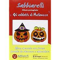 Sabbiarelli–Álbum Gli adornos de Halloween