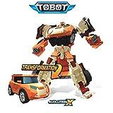 TOBOT - Evolution X - Robot 2 en 1 Transformable en véhicule - Hauteur : 24 cm.