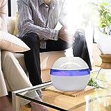 USB LED Ultraschall Aroma Luftbefeuchter Maker Air Aromatherapie Diffusor Luftreiniger für jeden anderen privaten oder öffentlichen Places weiß
