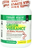 Vibrant Health Green Vibrance (Serving Size 83 per Container) (1kg, Gluten Free)