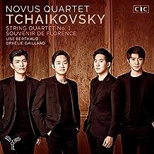 Tchaikovsky: String Quartet No. 1/Souvenir De Florence