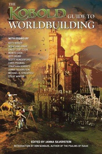 Kobold Guide to Worldbuilding por Wolfgang Baur