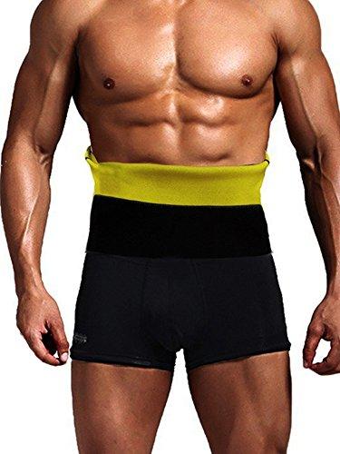 DODOING Damen Hot Neopren Sporthose Waist Training Shapers Schwitzhose Panty -