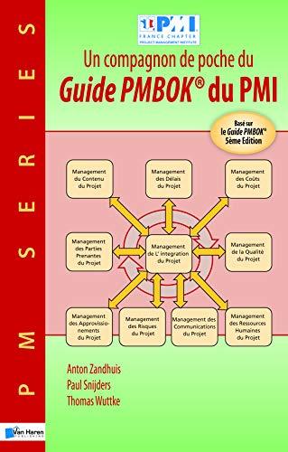 Un compagnon de poche du Guide Pmbok® du Pmi: Basé Sur Le Guide Pmbok® 5Ème Edition par Anton Zandhuis