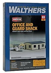 Walthers Corn Silverstone 933-3517-Oficina y Cera Casa Modelo Ferrocarril Accesorios