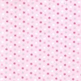 HIGGS & Prinzessin Kate Sterne - Pink - 100% Baumwolle