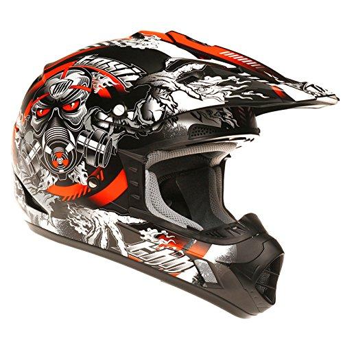 Thh tx12# 22adulto Off Road Motocross MX Enduro casco