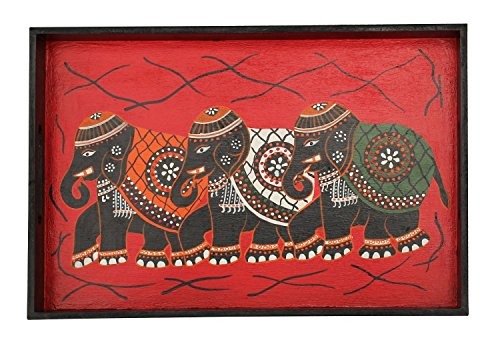 kitchen-deals-on-serving-trays-elephant-decor-decorative-tray-with-handles-serving-service-tray-for-