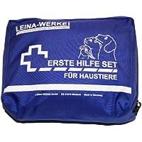 Für den Notfall - Erste Hilfe Set - Für Haustiere - Blau - (1x1Stück) preisvergleich bei billige-tabletten.eu