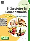 Nährstoffe in Lebensmitteln: Die große Energie- und Nährwerttabelle