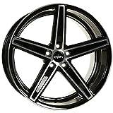 OXIGIN 18 Concave black full polish 11,5x21 ET60 5.00x120.00 Hub Bore 76.90 mm - Alu felgen