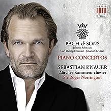 Bach & Sons: Piano Concertos