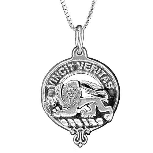 baxter-scottish-clan-crest-pendant-sterling-silver