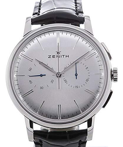 Zenith Elite cronografo automatico mens orologio 032270406901C493