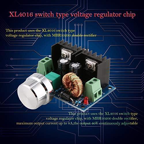 XL4016E1 XL4016E1 XL4016E1 DC-DC Step Down Converter Power Supply Module 4V-40V Adjustable Buck Tire Voltage Regulator Maximum 8A High Power | à L'aise  dd500a