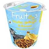 bosch Snack Fruitees Banane, 4er Pack (4 x 200g)