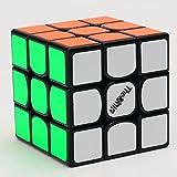 QiYi Valk3 3x3x3 Speed Cube Black/Negro by CubeShop