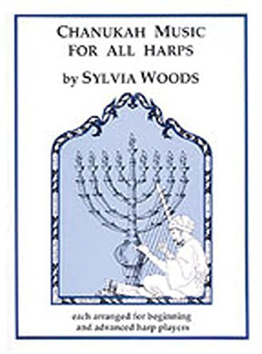 chanukah-music-for-all-harps-by-sylvia-woods-1990-10-01