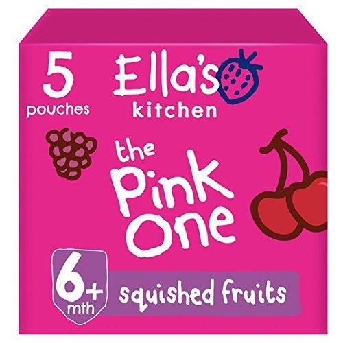 Ellas Küche The Pink One 5 x 90g Küche Saft