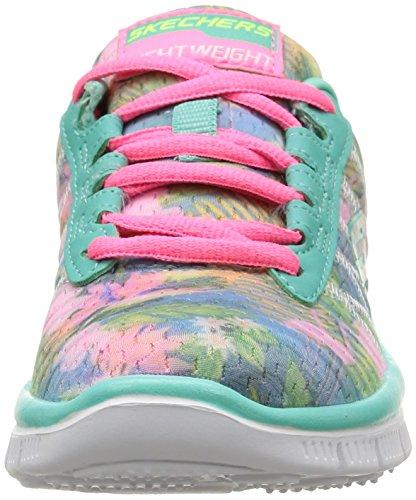 Skechers Skech AppealFloral Bloom Mädchen Sneakers Mehrfarbig (aqmt)