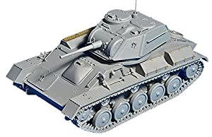 Unbekannt Mini Tipo 35243-Maqueta de T de 80Soviet Light Tank con Crew Speci aledi