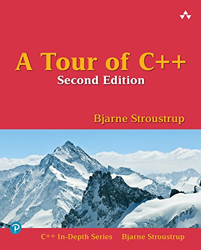 A Tour of C++ (C++ In-Depth Series) (English Edition) por Bjarne Stroustrup