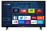 Smart Tv Best Deals - Sharp LC-48CFF6001K 48-Inch Widescreen 1080p Full HD LED Smart TV with Freeview HD