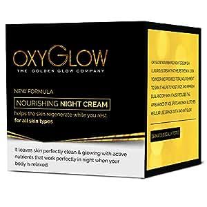 Oxyglow Nourishing Night Cream, 50g