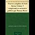 Oeuvres complètes de lord Byron, Volume 7 comprenant ses mémoires publiées par Thomas Moore