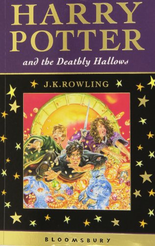 Click for larger image of Harry Potter and the Deathly Hallows (Harry Potter Celebratory Edtn)