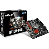 ASRock H110M-DVS - 3.0 Motherboard  HD Audio )