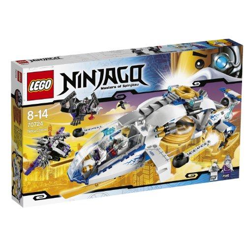 Preisvergleich Produktbild Lego Ninjago 70724 - NinjaCopter