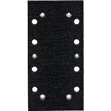 Bosch Professional 2608000072 Sanding Plate GSS 23 AE 92x182, Black, 182 mm x 92 mm
