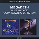 Megadeth: 2in1 (Rust in Peace/Countdown to Extinction) (Audio CD)
