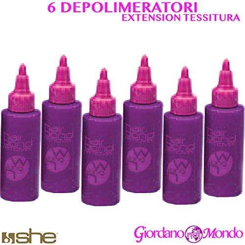 6depolimeratori Lösungsmittel Nimm Weben für Friseure She -