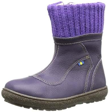 Kavat Idun Darkbrown 917328031, Unisex-Kinder Schlupfstiefel, Violett (lilac), EU 31