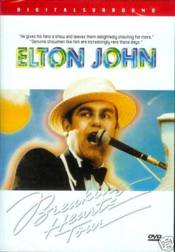 Elton John - Breaking Herz-Tour