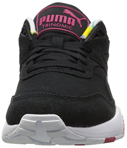 Stile Classico Sneaker Puma R698 Blur Wn Black-White-Rose Red