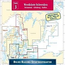 Sportbootkarten 03. Westküste Schweden. CD-ROM: Strömstad bis Kullen