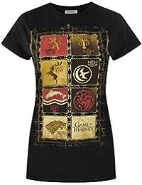 Game Of Thrones Block Sigils Herren T-Shirt