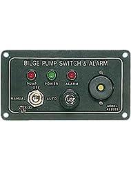 Osculati 16.605.00 - Pannello pompe + allarme (Bilge pump switch panel +alarm)