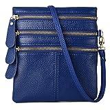 Le Donne Genuine Leather Crossbody Borse E Borsette Per Le Signore Crossover Bag