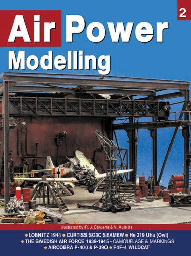 Air Power Modelling Vol. 2 por Ronald McNair