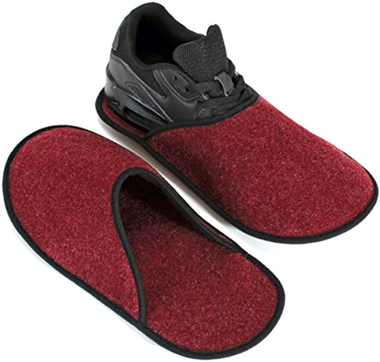 Pantoffelmann - Zapatillas de estar por casa para hombre 37 -