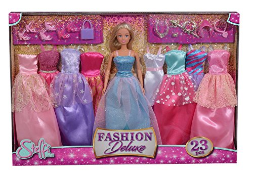Simba 105733092 Steffi Love Fashion Deluxe Puppenzubehör