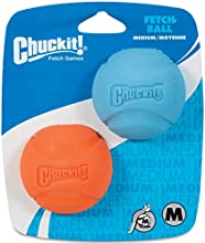 Med Fetch Ball 2pk