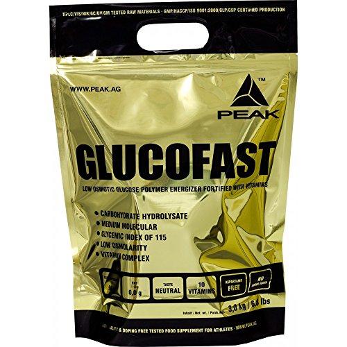 PEAK Glucofast Maltodextrin, 3000g Beutel