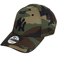 New Era Kids League Essential 940 Neyyan Wdc Gorra, Unisex niños, Green Med, Talla Única