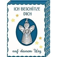 Schmuckanhänger - Kleiner Schutzengel: Ich bin immer bei dir / wo du auch bist (Sortiert, nicht auswählbar)